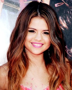 Selena Gomez new look